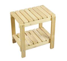 Free Plans For Outdoor Side Table Discover Woodworking Projects Kit Diy Download Toy Box Kreg