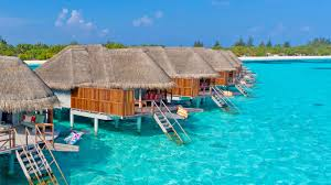 100 Kanuhura Maldives Resort Overwater Luxury AllInclusive Dining And Seaplane