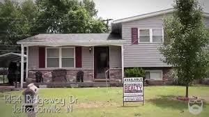 100 Trilevel House TriLevel For Sale 1454 Ridgeway Drive Jeffersonville IN Lincoln