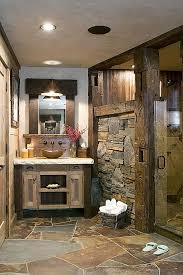 20 Rustic Bathroom Designs 19