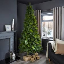 7ft Artificial Christmas Trees Ireland by 7ft 6in Eiger Classic Christmas Tree Departments Diy At B U0026q