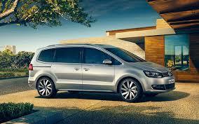 Volkswagen Sharan Our 2017 Range