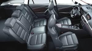 volume coffre mazda 6 dimensions mazda 6 wagon 2017 coffre et intérieur