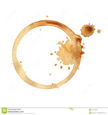 Download Coffee Cup Ring Stock Photo Image Of Element