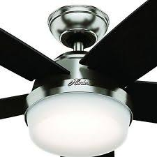 Hunter Fan Contempo 52 Ceiling Fan by Hunter Contemporary Ceiling Fans With Remote Control Ebay