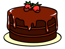 Cake clipart c for 4