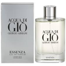 armani acqua di gio essenza eau de parfum for 6 oz notino