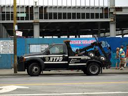 100 New Tow Trucks NYPD Police Truck Coney Island Brooklyn York Ci Flickr
