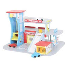 plantoys parkeergarage toy doll houses and wood toys