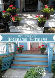 Beautiful Porch Of The House by Porch Steps Designs And More