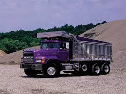 100 Mack Dump Trucks CH Truck 19882000