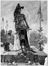 The Sacrifice To Nile