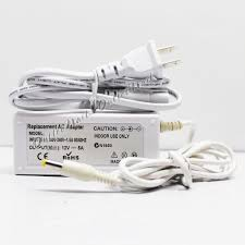 Gelish 18g Led Lamp Canada by Ac Adapter Supply Power Cord Replacement Smg1205000h Essie Led