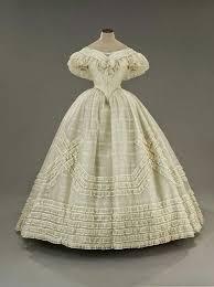 Anatomy Of A Civil War Ball Gown 1900s
