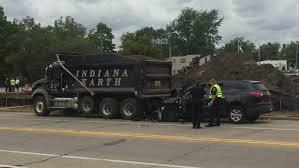 100 Dump Truck Drivers UPDATE Driver Dies After Hitting Dump Truck