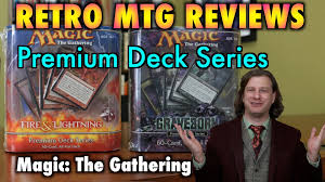 Mtg Pauper Deck Rules by Retro Mtg Reviews The Premium Deck Series Of Magic The Gathering