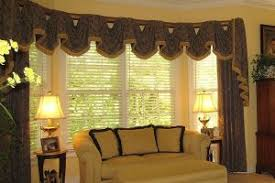 Contemporary Valances For Living Rooms