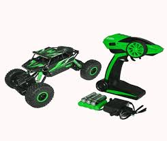 100 Monster Truck Toys For Kids ODDEVEN ROCK Through 118 Scale With 4WD RALLY CAR Plastic