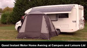 Quest Instant Motor Home Awning - YouTube Replacement Awning Poles Quest Elite Clamp For You Can Caravan Lweight Porch Awnings Motorhome Car Home Idea U Inflatable Air Stuff Instant Youtube Leisure Easy 390 Poled Tamworth Camping Kampa 510 Gemini New Frontier Pro Large Caravan Awningfull Sizequest Sandringhamblue Graycw Poles Fiesta 350
