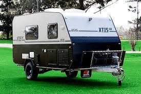 XT15 HR Off Road Caravan