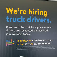 Walmart Bad Axe - Come Join A Winning Team! We're Hiring... | Facebook Truck Driving Jobs Walmart Careers Elizabeth Warren To Stop Abusive Trucking Practices Money Our Business Driver Walmart Truckers Review Pay Home Time Equipment Transcarriers Heist Fake Loomis Armoured Truck Driver Steals 75000 3 Million Mile Trucks Drive For Day Ross Freight Up In The Phandle 62115 Canyon Tx This Week Is Dicated Unsung Heroes Of Road Asking Employees Deliver Packages On Their Way Home