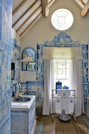 White French Country Bathroom Vanity by 298 Best Blue U0026 White Bathrooms Images On Pinterest Bathroom