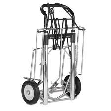 Super Cart Hand Truck Dolly - Hopkins Medical Products