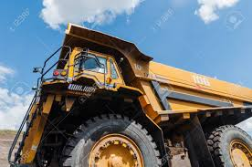 100 Large Dump Trucks Big Dump Truck Or Mining Truck Is Mining Machinery Or Mining