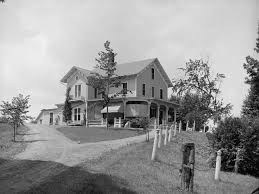 100 Dorr House Julia Caroline Archives Lost New England