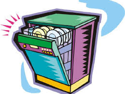 Dishwasher Cliparts 1