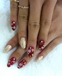 deco ongle gel noel décoration ongles gel noel