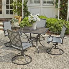Grand Resort Patio Furniture by Patio 15 Polywood Dining Sets Outdoor Poly Wood Patio