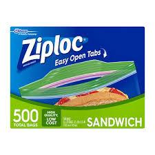 Sams Club Vinyl Outdoor Storage Sheds by Ziploc Easy Open Tabs Sandwich Bags 500 Ct Sam U0027s Club