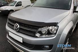 VW Amarok 2010-2016 EGR Bonnet Guard Protector - Bug Shield (Dark ... Vw Truck Volkswagen Made A Already The Classic Beetle 2017 Pricing For Sale Edmunds Custom Pickup Not Tdi Volkswagon Beetle Army Truck Cversion Youtube 1970 Bug Ugly Day Vw Subaru Ej20 Turbo Were Absolutely Smitten With This 2000s Ratrod Manilaghia Concepts 1974 For Sale At Gateway Cars In Undead Sleds Hot Rods Rat Beaters Bikes How Fast Can This Drag Racing Go Click Play