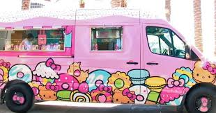 Hello Kitty Food Truck Draws Lines Of Fans To Scottsdale