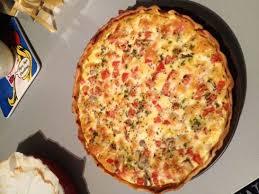 pates au thon moutarde quiche thon tomates et mozzarella recette de quiche thon