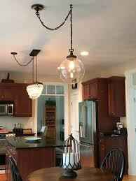 tasty swag kitchen light fixtures nobby solution for centered