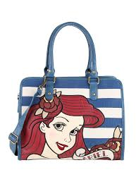 Disney Little Mermaid Bathroom Accessories by The Little Mermaid Purses On Sale At Topic Disney Handbags
