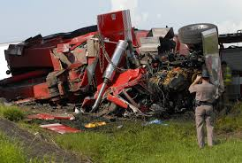 UPDATE: I-75 Overpass Reopens After Fatal Accident - News - Sarasota ... Sthbound I75 At I280 Now Open After Semi Truck Accident Serious Wreck On South I285 Youtube Semitruck Closes For Hours Live Semitruck Crash In Manatee County Florida July 20 One Dead Semitrailer Falls Off Crushes Vehicle Below Closed 212 Ogemaw Herald Ocala Post Daniel Loople Dies After Mangled Metal Mess On Semi Rolls Over Northbound Arenac Ipdent Removed Partially Haing Overpass Minivan Dragged 16 Miles Arending Trailer Amid Heavy Death The Highway Driver Saved By Witnses Fiery Crash Abc 36 News