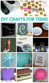 DIY Crafts For Teens
