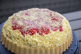 spaghetti eis kuchen noch leckerer als das spaghetti eis