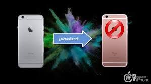Motivos por los que NO cambiar el iPhone 6 por el iPhone 6s