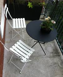 Fermob French Bistro Chairs by Why The Fermob Tertio Table Is Worth Every Penny