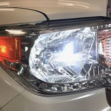 2014 2017 toyota tundra ultra series headlight bulbs upgrade