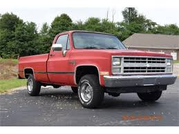 1986 Chevrolet C/K 1500 For Sale | ClassicCars.com | CC-1142260 Chevygmc Suburban Custom Trucks Of Texas Cversion Packages Twelve Every Truck Guy Needs To Own In Their Lifetime 1986 Chevy Silverado 1ton 4x4 Army With A Bigblock V8 Engine Swap Depot Kc Used Car Emporium Kansas City Ks New Cars Sales Steve Mcqueenowned Baja Race Truck Sells For 600 Oth K20 34 Ton 427 Very Clean Must Chevrolet Models Ccinnati Cruze Malibu And More S10 Wikipedia C10 Short Bed 383 Stroker Frame Off Stored Sale Dealer Keeping The Classic Pickup Look Alive With This Bruin