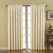 Eclipse Blackout Curtains 95 Inch by Amazon Com Eclipse 10299042x063iv Canova 42 Inch By 63 Inch