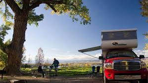 RV Camping In Colorado At Highline Lake State Park Near Fruita