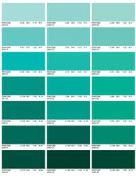 Turquoise Paint Chips For Boho Guest Bath