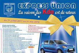 express siege social accueil express union