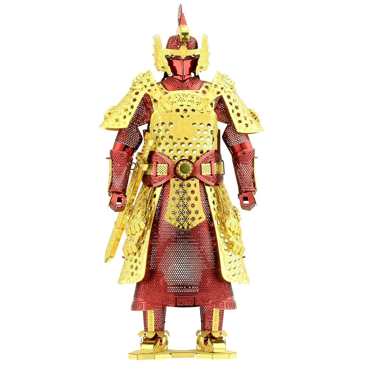 Metal Earth Chinese (Ming) Armor 3D Model Kit